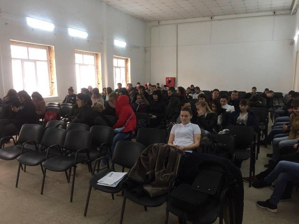 Первый обучающий семинар по социальному проектированию