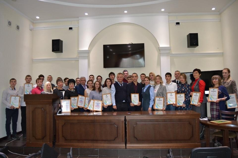 В Апшеронском районе состоялось торжественное закрытие Года